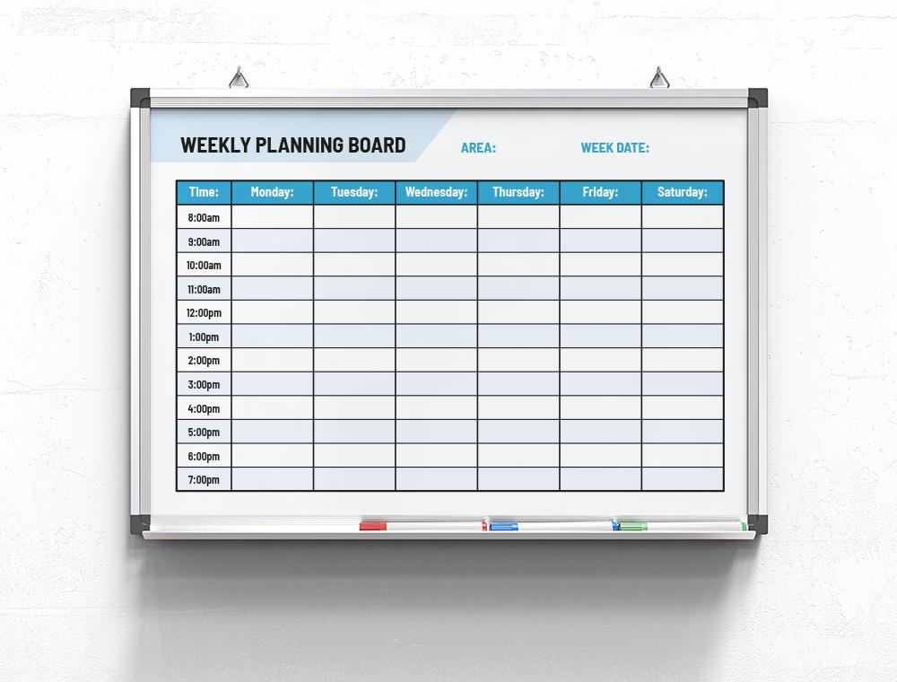 Weekly-Planning-Board-Mon-Sat-blue