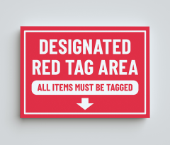 Designated-Red-Tag-Sign