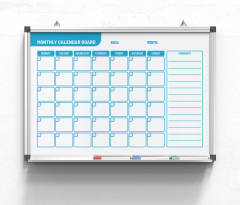 Monthly-Calendar-Board-Blue